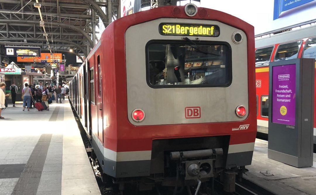 S-Bahn-Anbindung Bergedorf – Rot-Grün will 5-Minuten-Takt ausweiten