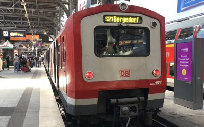 Bürgerschaft unterstützt Erhalt eines S-Bahn-Fahrzeugs der Baureihe 472