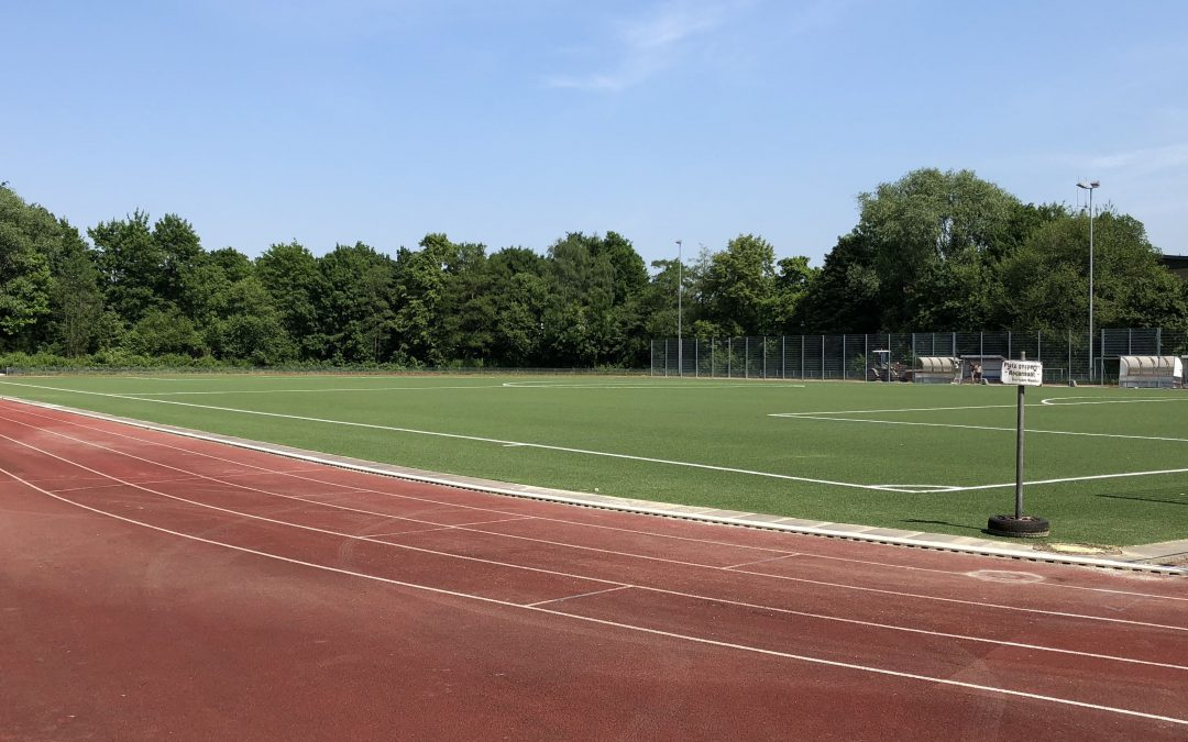Sportpark Rahlstedt: Zweiter Kunstrasenplatz fertig