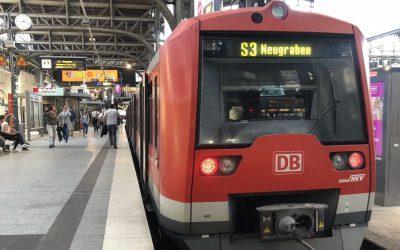 Rot-Grün gestaltet ÖPNV-Ausbau: S-Bahn-Anbindung Harburgs wird deutlich verbessert