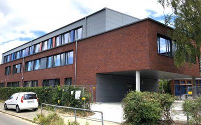 Neubau der Stadtteil- und Kulturschule Altrahlstedt ist fertig