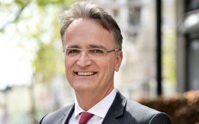 79. Oldenfelder Frühschoppen mit Verkehrsstaatsrat Andreas Rieckhof