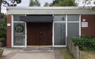 Neubau der Schule Kamminer Straße in Oldenfelde: Im nächsten Jahr geht es los