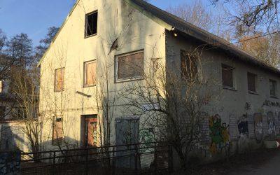 Gelände der Lackfabrik soll 2019 saniert und neu bebaut werden