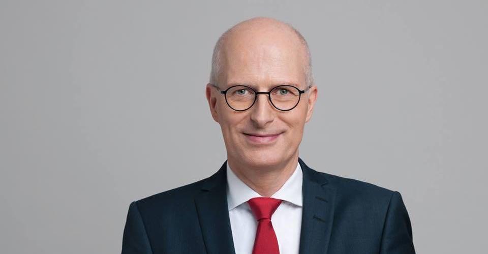Erster Bürgermeister Dr. Peter Tschentscher