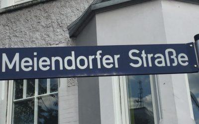 Fertig: Meiendorfer Straße ab Sonntagnachmittag wieder in beide Richtungen befahrbar