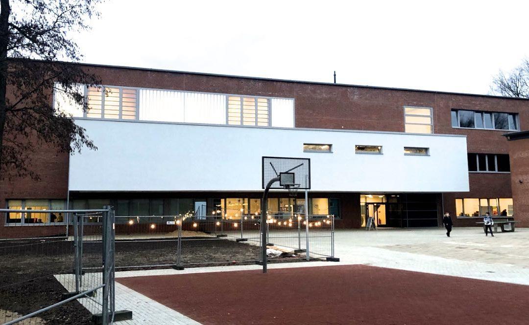 Stadtteilschule Meiendorf: Neubau mit integrierter Sporthalle eingeweiht