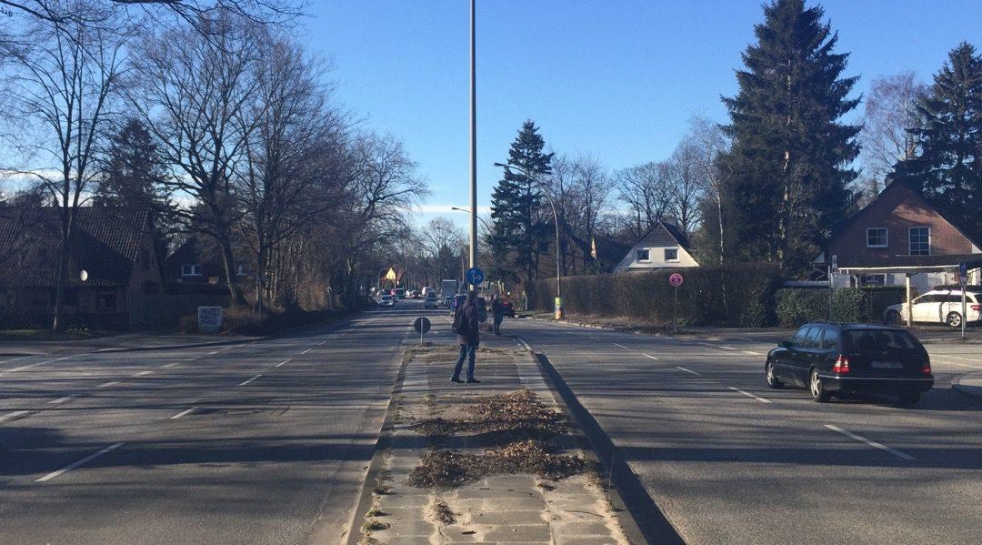 Sanierung des Straßenzugs Berner Straße / Fasanenweg / Berner Brücke – Geht es auch eine Nummer kleiner?