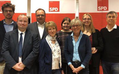 Marlies Riebe und Frank Rieken führen die SPD-Wahlkreisliste für Meiendorf und Oldenfelde an
