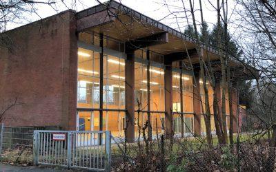 Kleine Sporthalle Schierenberg steht weiterhin für den Vereinssport zur Verfügung