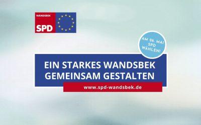 Bezirksversammlungswahl 2019: Unser Wahlprogramm für Rahlstedt, Oldenfelde und Meiendorf