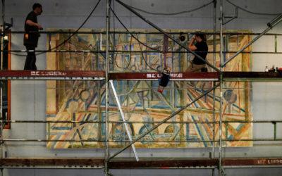 Gymnasium Rahlstedt: Erstes Bargheer-Gemälde ist zurück