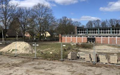Schule Bekassinenau erhält neue Pausenhalle und eine Gymnastikhalle