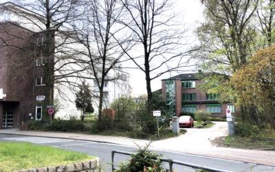 Kann hier das Stadtteilzentrum für Rahlstedt entstehen?