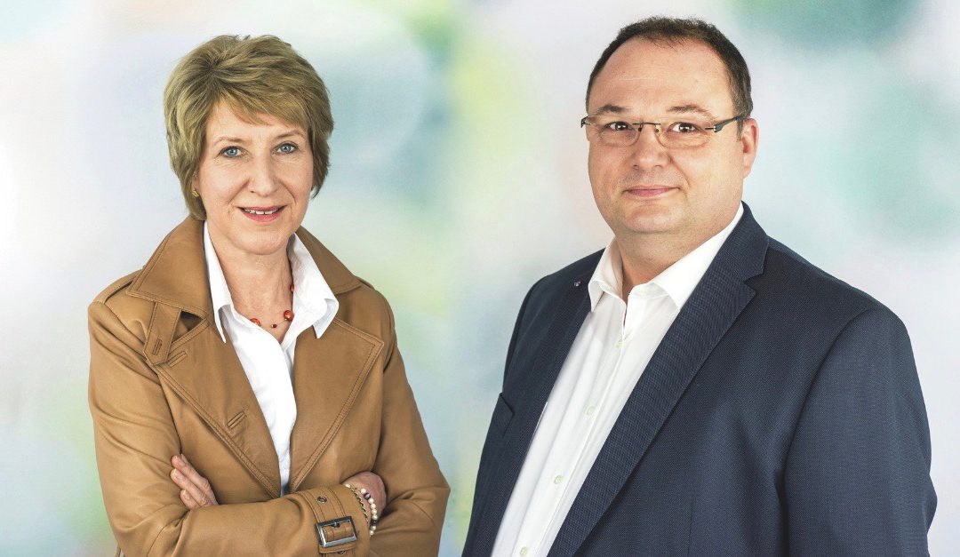 Marlies Riebe und Frank Rieken