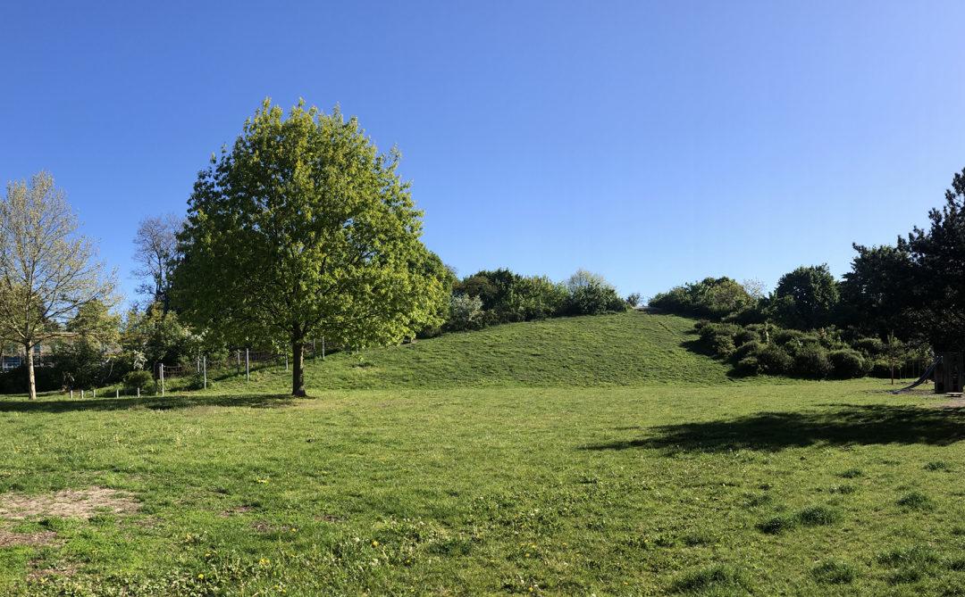 Rahlstedter Höhe: Spielplatz am Rodelberg wird saniert