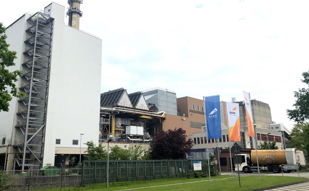Informationsveranstaltung zur Weiterentwicklung der Müllverbrennungsanlage Stapelfeld