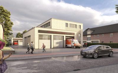 Rahlstedt erhält ein neues Feuerwehrhaus und eine neue Rettungswache