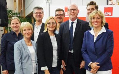 Bürgerschaftswahl 2020: Buschhüter SPD-Spitzenkandidat im Wahlkreis Rahlstedt