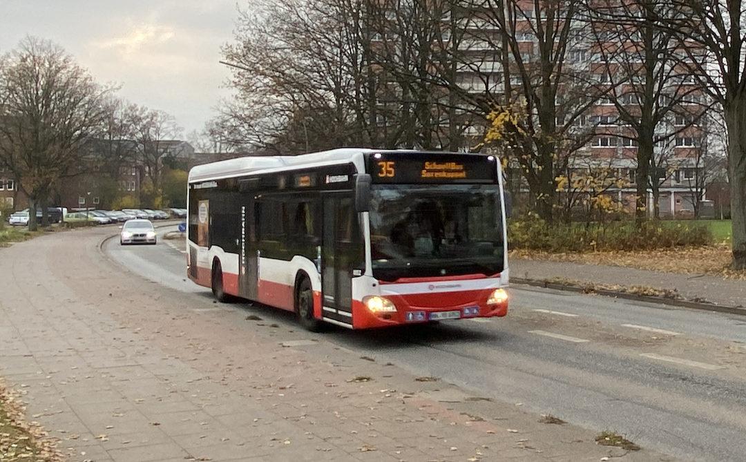 Fahrplanwechsel: Aus dem SchnellBus 35 wird der XpressBus X35