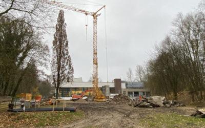Baubeginn für neues Ganzjahresfreibad in Rahlstedt