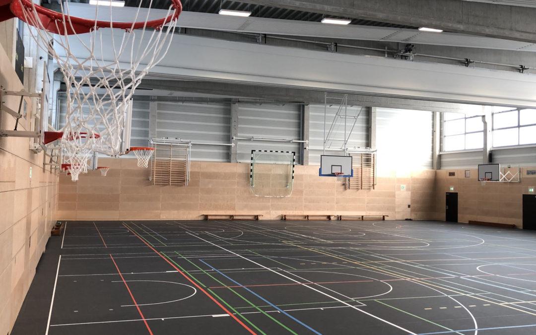 Sechs neue Schulsporthallen für Rahlstedt