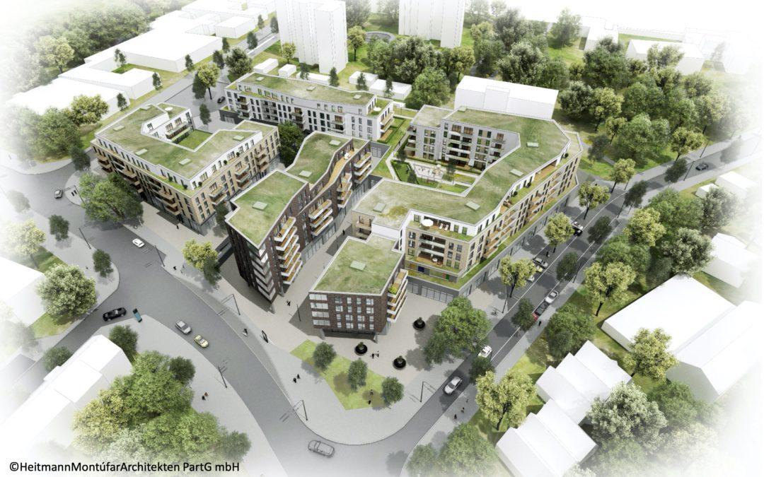 Pläne für neues Nahversorgungszentrum Großlohe werden vorgestellt