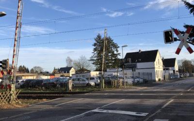 Neues Umfeld für die zukünftige S4-Station Pulverhof