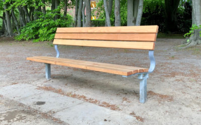 50 neue Parkbänke für Wandsbek – Bürger entscheiden über Standorte mit
