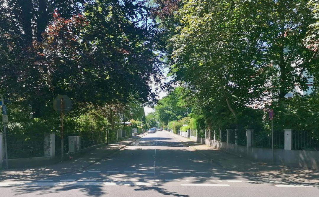 Wolliner Straße zwischen Oldenfelder Straße und Bargteheider Straße soll Tempo-30-Zone werden