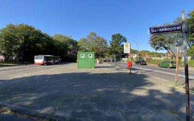 Buskehre Sorenkoppel wird barrierefrei um- und neugebaut