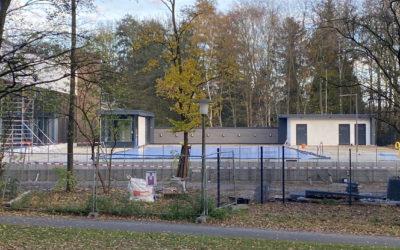 Neues Ganzjahresfreibad Rahlstedt wird im Dezember fertiggestellt