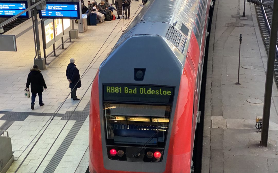 Fahrplanwechsel am 13. Dezember 2020: Alles anders bei der RB81