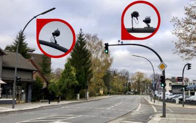 Hamburger Radverkehrszählnetz gestartet – Rahlstedt ist dabei