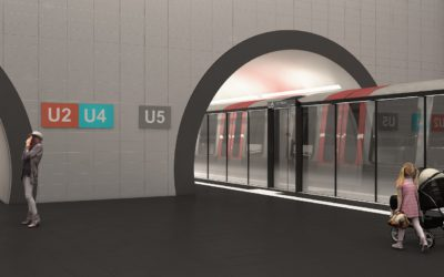 """U5-Strecke festgelegt: """"Die Mobilitätswende nimmt Tempo auf"""""""