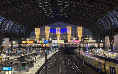 Wettbewerb zur Erweiterung des Hauptbahnhofs: Für ein neues Zentrum im Herzen der Stadt