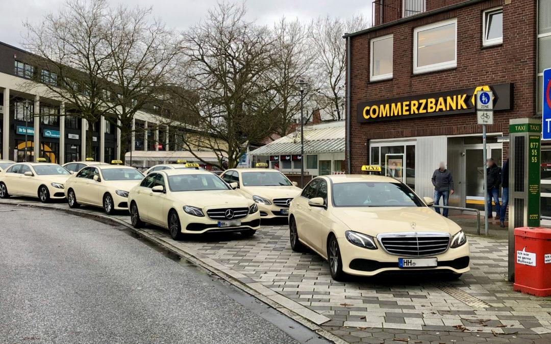 """Projekt """"Zukunftstaxi"""": Förderprogramm für Elektromobilität und Barrierefreiheit"""