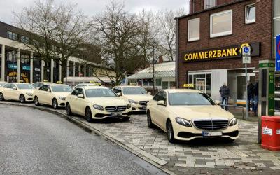 Taxis an die Steckdosen: Rot-Grün bringt Förderprogramm auf den Weg