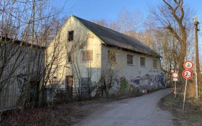 Alte Lackfabrik: Einer der Eigentümer blockiert Einigung