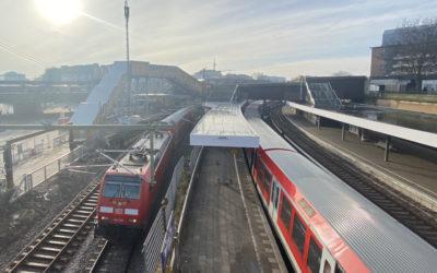 Halten am Bahnhof Berliner Tor bald wieder Regionalzüge?
