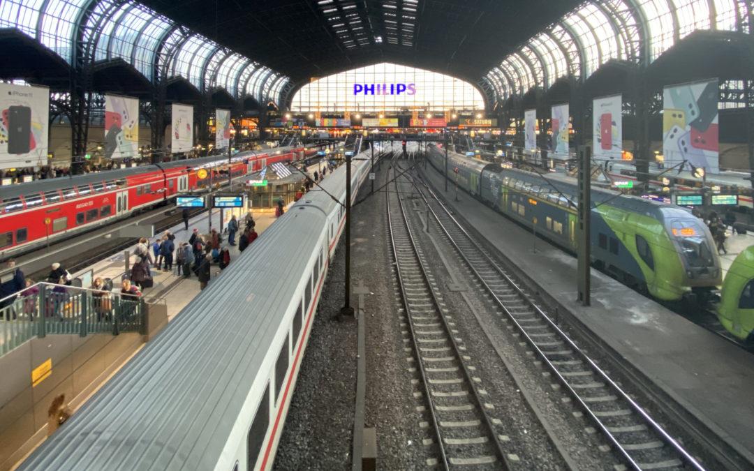 Rot-Grün will Machbarkeitsstudie für Verbindungsbahn-Entlastungstunnel