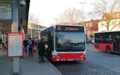 BiDiMoVe: MetroBus-Linie 26 wird intelligent