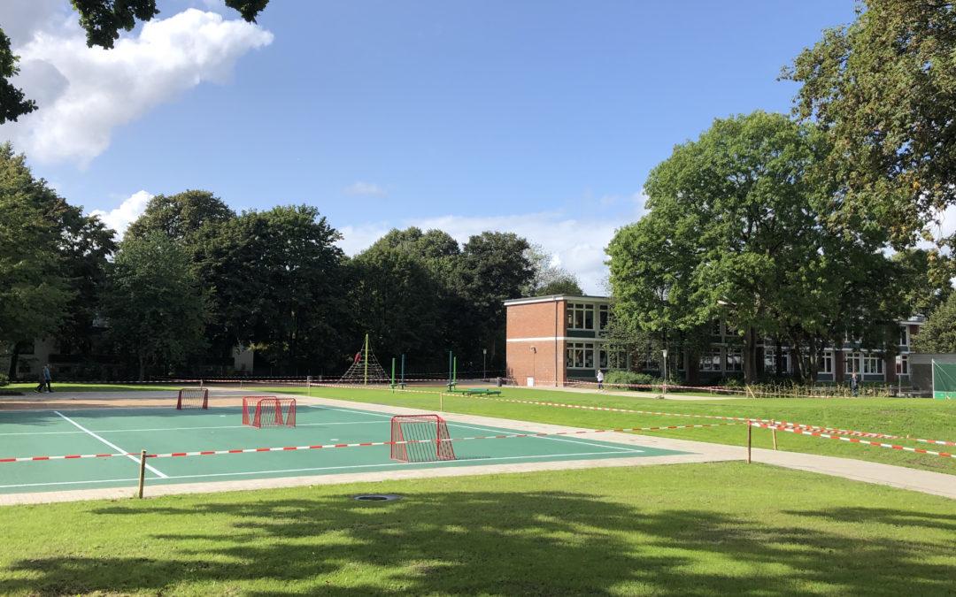 Rot-Grün setzt sich für zukunftsfähigen SportCampus Oldenfelde ein