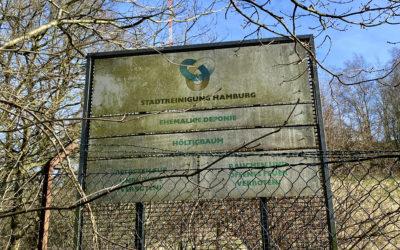 Mülldeponie Höltigbaum liefert immer noch Strom für 150 Haushalte