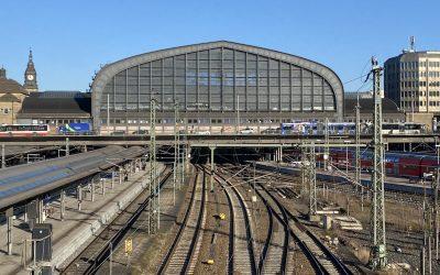 Ausstellung der Wettbewerbsarbeiten zur Erweiterung des Hamburger Hauptbahnhofs