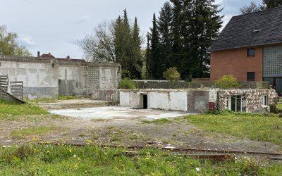 Ruine am Nordlandweg: Wann wird hier endlich gebaut?