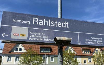 Veranstaltung: Perspektiven für den Ortskern Rahlstedt