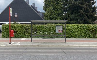 Barrierefreie Bushaltestellen: Rot-Grün erleichtert Zugang zum ÖPNV