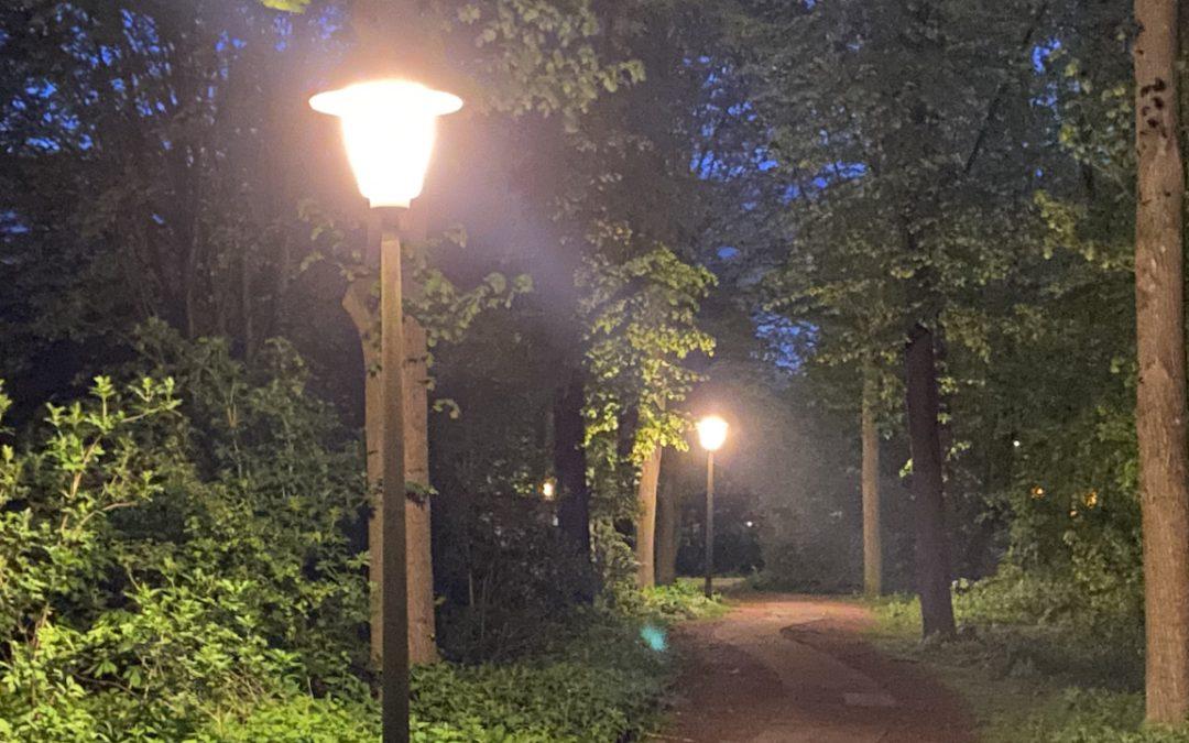 Zu dunkel? Hamburg startet Beleuchtungsoffensive