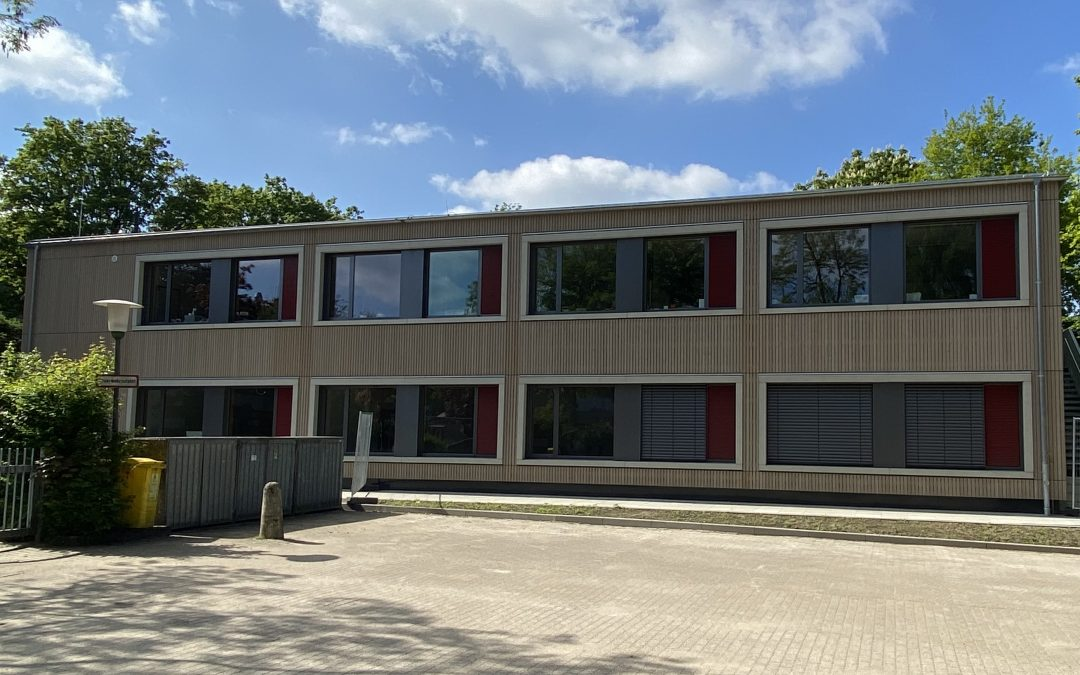 Grundschule Islandstraße hat jetzt ein Hamburger Klassenhaus